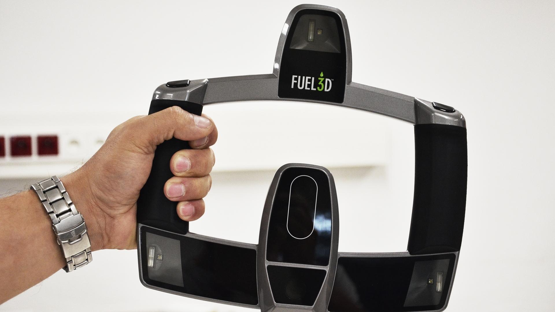 Fuel-3D-skener