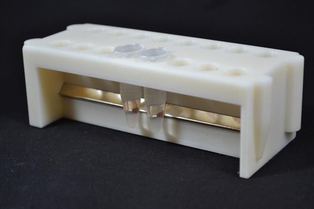 UniTrap – magnetický separátor