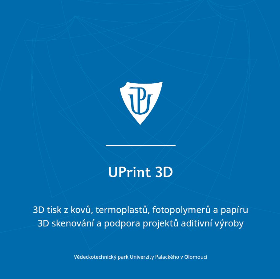 Brožura UPrint 3D